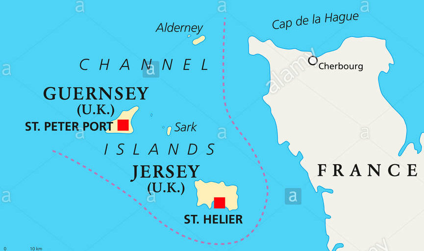 channel-islands-political-map-crown-dependencies-bailiwick-of-guernsey-M4E0B5